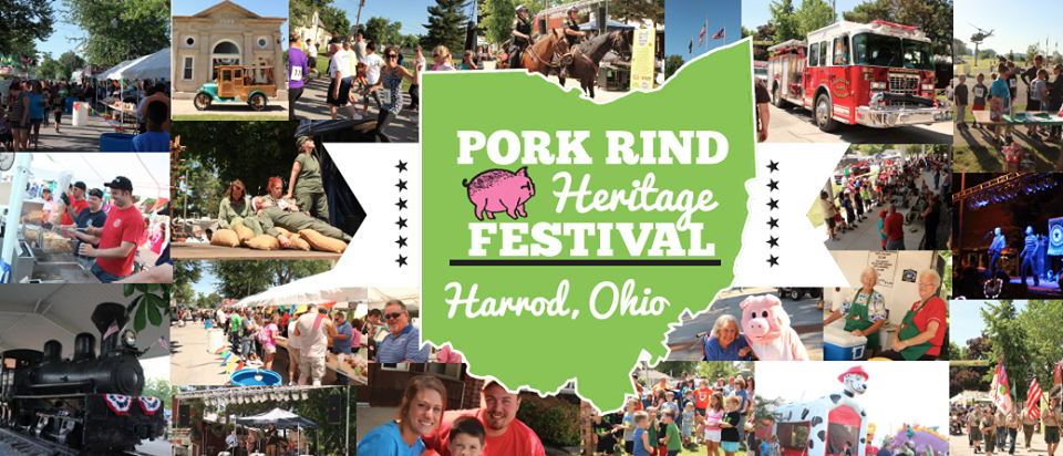 Join Rudolph's Pork Rinds at the Pork Rind Heritage Festival