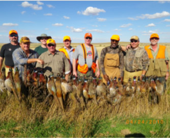 Rudolph Foods Rooster Hunting