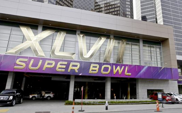 New Orleans Super Bowl