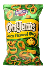 RudolphsBrandSnack OnYums Crunch on with National Guacamole Day