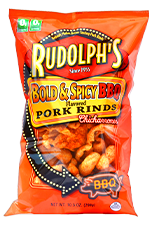 RudolphsPorkRinds BoldAndSpicyBBQPorkRinds What To Do When Your Bracket Goes Bust