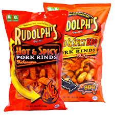 RUD BoldAndSpicyAndHotAndSpicyPorkRinds PorkRindFlavors Trucker tips and driving tricks from the road