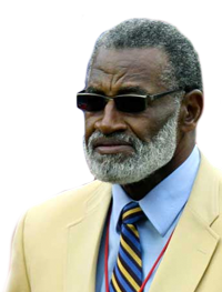 RudolphFoods PRAD BobbyBell Sack the Quarterback and win with Bobby Bell
