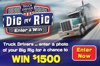 Dig my Rig - Rudolph Foods Trucker Driver Appreciation Day Contest 2014