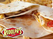 chicharron quesadillas Rudolphs Chicharrones Quesadillas