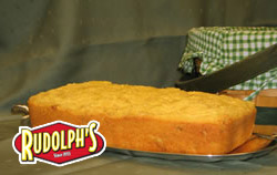 Cracklin Corn Bread