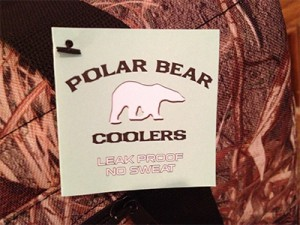 polar bear coolers 300x225 For a Great Rooster Shoot inNorth Dakota Part 2