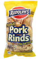 RudolphOriginalPorkRinds 375oz Fishing in Charleston is Almost as Good as Pork Rinds Taste