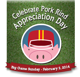 PRAD Pork Rind Appreciation Day is almost here
