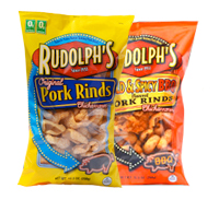 RudolphFoods OriginalAndBBQ Add a Little Crunch to Your Grill