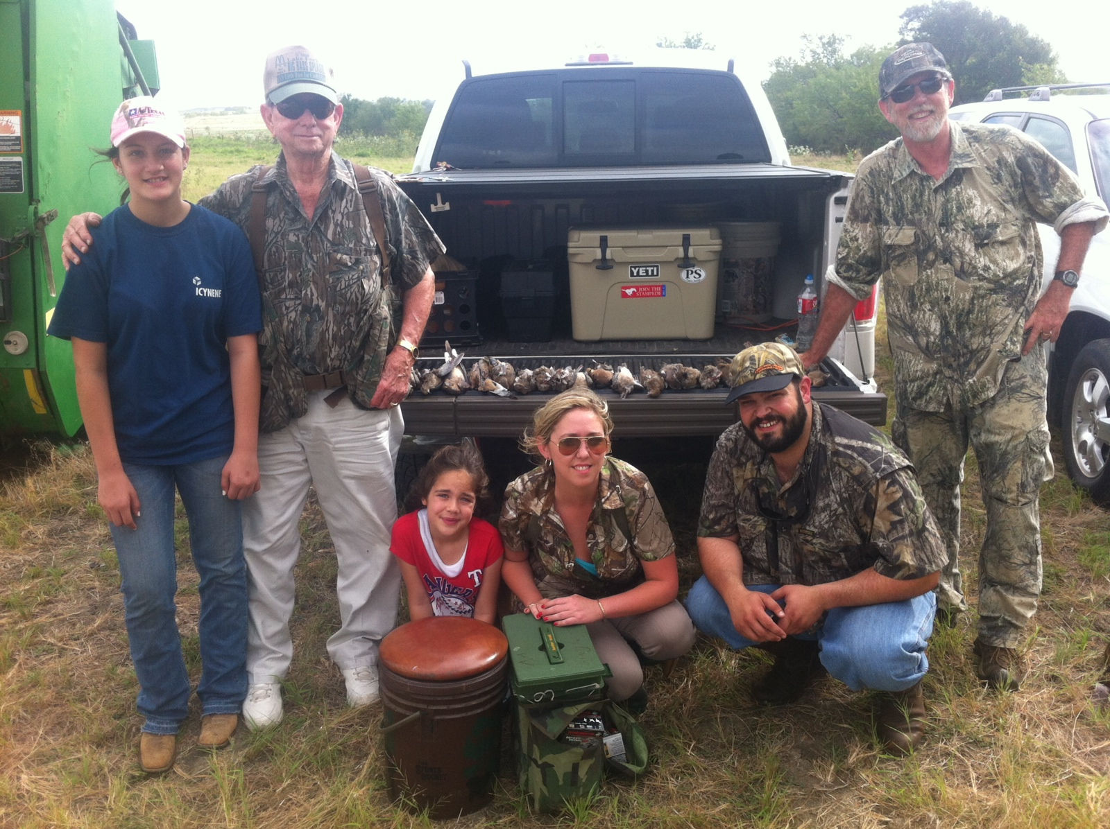 %name Like Pork Rinds … Dove Hunting<br />is a Family Affair